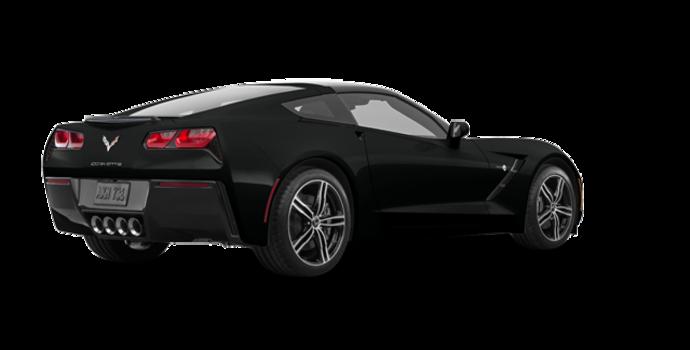 2018 Chevrolet Corvette Coupe Stingray 3LT | Photo 5 | Black