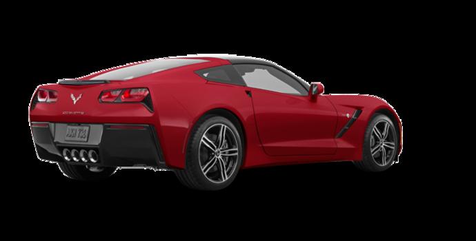 2018 Chevrolet Corvette Coupe Stingray 3LT | Photo 5 | Long Beach Red Metallic Tintcoat
