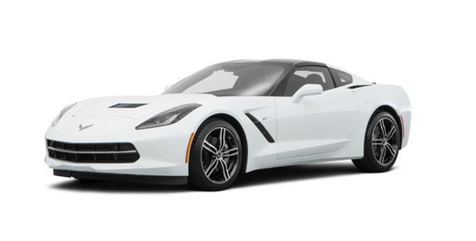 2018 Chevrolet Corvette Coupe Stingray 3LT | Photo 6 | Arctic White