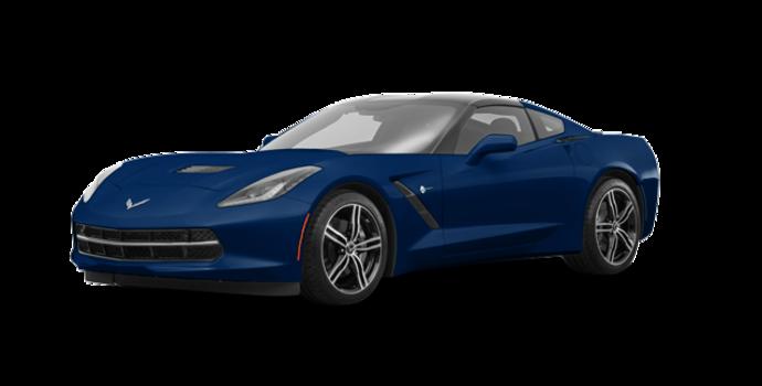 2018 Chevrolet Corvette Coupe Stingray 3LT | Photo 6 | Admiral Blue Metallic