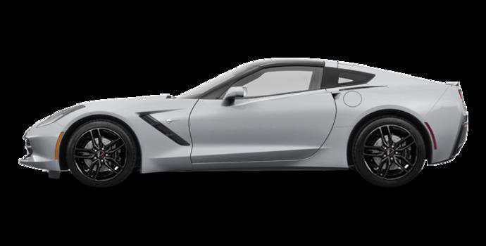 2018 Chevrolet Corvette Coupe Stingray Z51 1LT | Photo 4 | Blade Silver Metallic