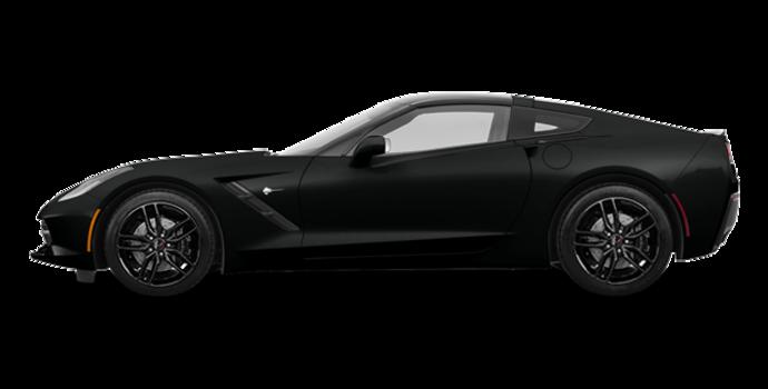 2018 Chevrolet Corvette Coupe Stingray Z51 1LT | Photo 4 | Black