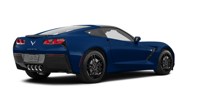 2018 Chevrolet Corvette Coupe Stingray Z51 1LT | Photo 5 | Admiral Blue Metallic