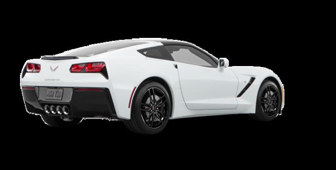 2018 Chevrolet Corvette Coupe Stingray Z51 1LT | Photo 5 | Arctic White