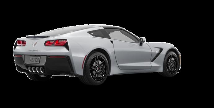 2018 Chevrolet Corvette Coupe Stingray Z51 1LT | Photo 5 | Blade Silver Metallic
