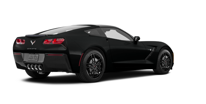 2018 Chevrolet Corvette Coupe Stingray Z51 1LT | Photo 5 | Black