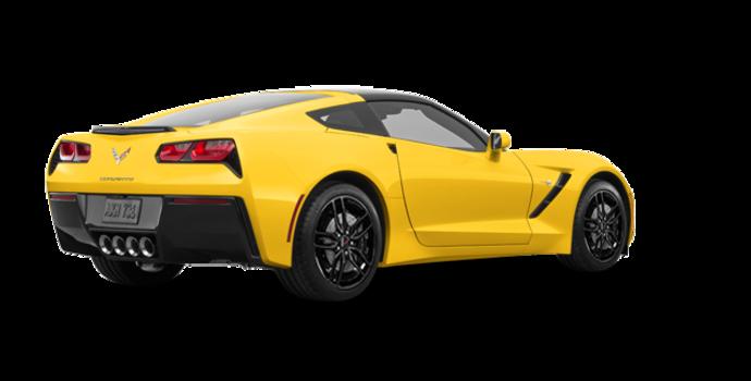 2018 Chevrolet Corvette Coupe Stingray Z51 1LT | Photo 5 | Corvette Racing Yellow Tintcoat
