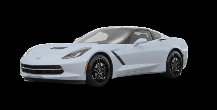 2018 Chevrolet Corvette Coupe Stingray Z51 1LT | Photo 6 | Ceramic Matrix Grey Metallic