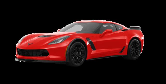 2018 Chevrolet Corvette Coupe Z06 1LZ   Photo 6   Torch Red