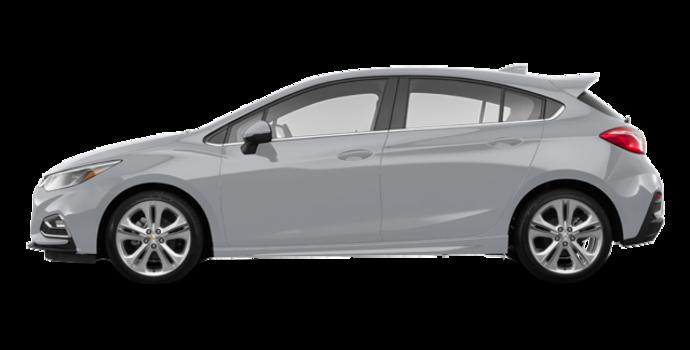 2018 Chevrolet Cruze Hatchback - Diesel LT | Photo 4 | Silver Ice Metallic