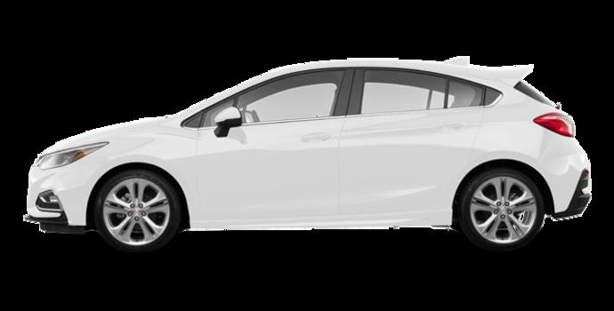 2018 Chevrolet Cruze Hatchback - Diesel LT | Photo 4 | Summit White