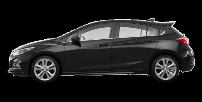 2018 Chevrolet Cruze Hatchback - Diesel LT | Photo 4 | Black
