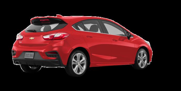 2018 Chevrolet Cruze Hatchback - Diesel LT | Photo 5 | Red Hot