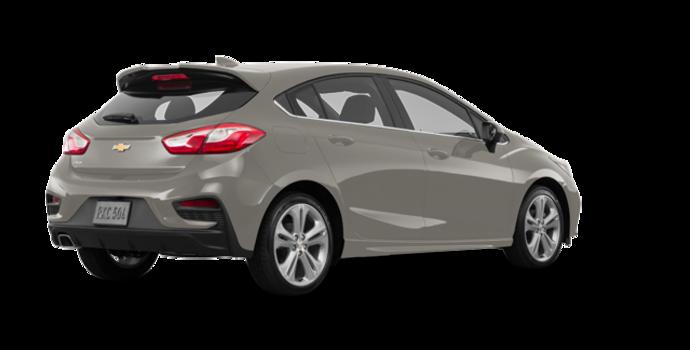 2018 Chevrolet Cruze Hatchback - Diesel LT | Photo 5 | Pepperdust Metallic