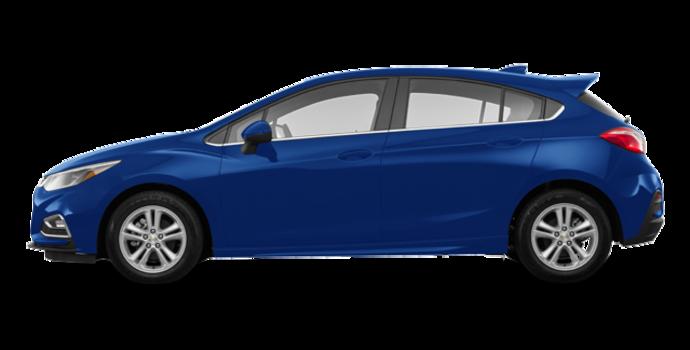 2018 Chevrolet Cruze Hatchback LT | Photo 4 | Kinetic Blue Metallic