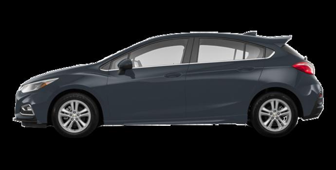 2018 Chevrolet Cruze Hatchback LT | Photo 4 | Nightfall Grey Metallic