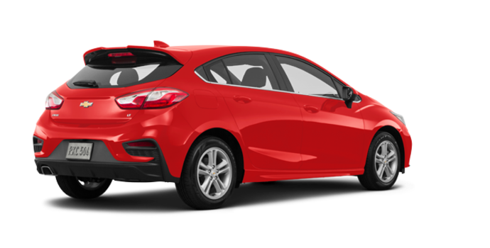 2018 Chevrolet Cruze Hatchback LT | Photo 5 | Cajun red tintcoat