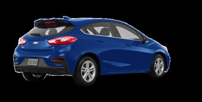 2018 Chevrolet Cruze Hatchback LT | Photo 5 | Kinetic Blue Metallic