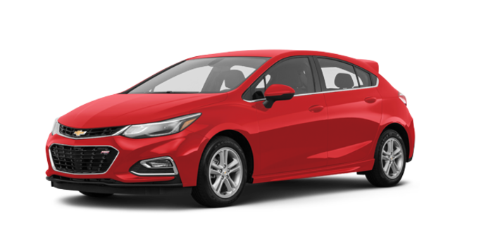 2018 Chevrolet Cruze Hatchback LT | Photo 6 | Red Hot