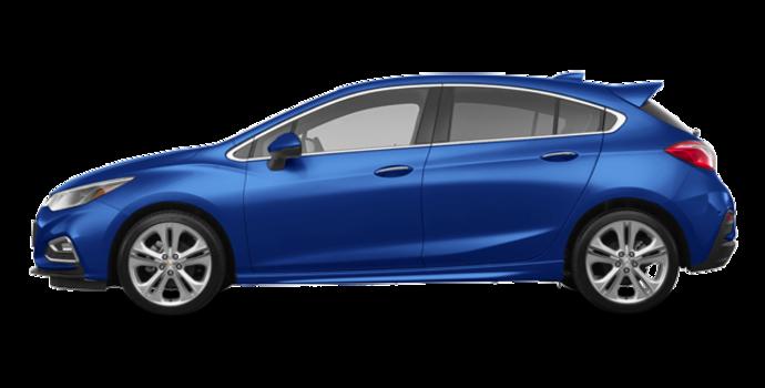 2018 Chevrolet Cruze Hatchback PREMIER | Photo 4 | Kinetic Blue Metallic
