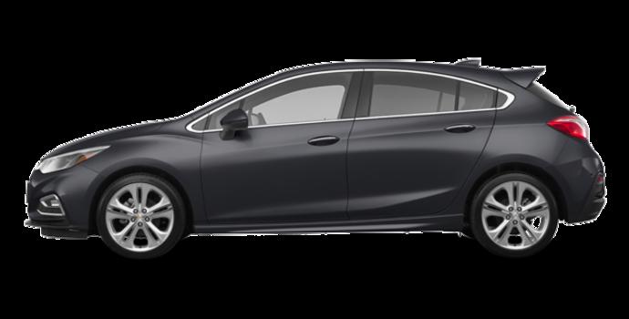 2018 Chevrolet Cruze Hatchback PREMIER | Photo 4 | Nightfall Grey Metallic