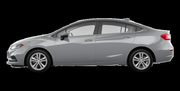 2018 Chevrolet Cruze LT | Photo 4 | Silver Ice Metallic