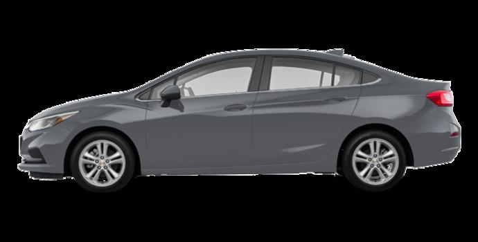 2018 Chevrolet Cruze LT | Photo 4 | Satin Steel Grey Metallic