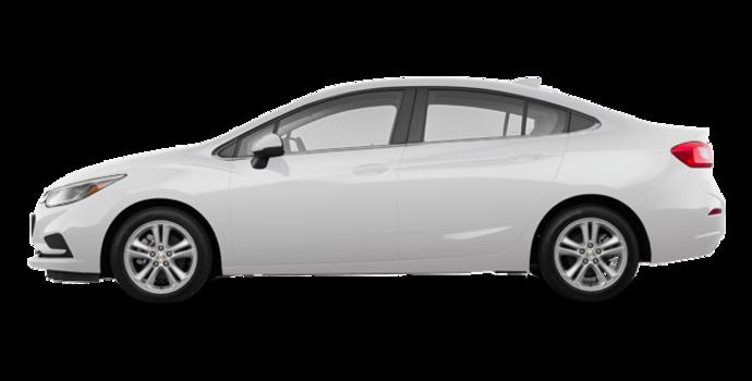 2018 Chevrolet Cruze LT | Photo 4 | Summit White