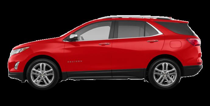 2018 Chevrolet Equinox PREMIER | Photo 4 | Cajun Red