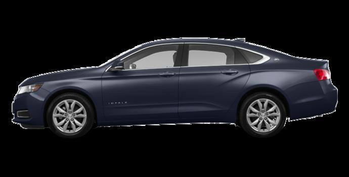 2018 Chevrolet Impala 1LT | Photo 4 | Blue Velvet Metallic