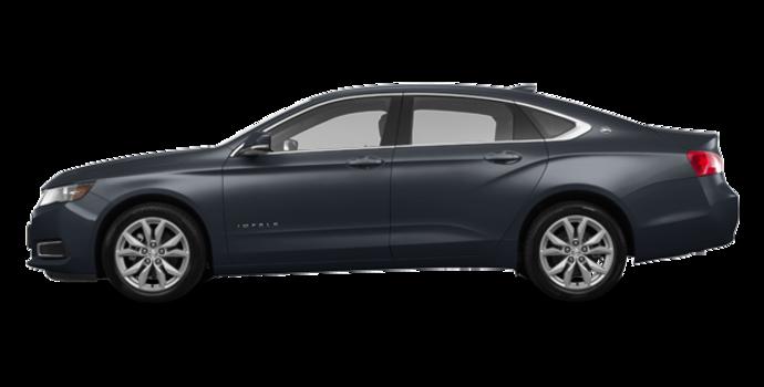 2018 Chevrolet Impala 1LT | Photo 4 | Graphite Metallic