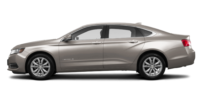 2018 Chevrolet Impala 1LT | Photo 4 | Pepperdust Metallic