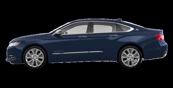 2018 Chevrolet Impala 2LZ | Photo 4 | Blue Velvet Metallic