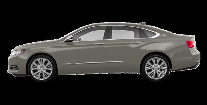 2018 Chevrolet Impala 2LZ | Photo 4 | Pepperdust Metallic