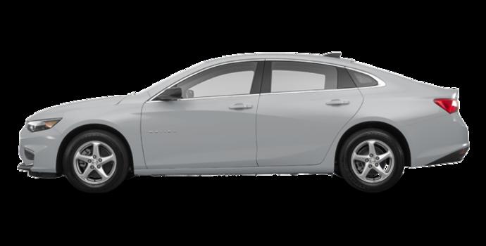2018 Chevrolet Malibu LS | Photo 4 | Silver Ice Metallic