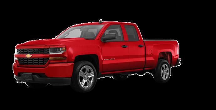 2018 Chevrolet Silverado 1500 CUSTOM | Photo 6 | Red Hot