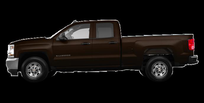 2018 Chevrolet Silverado 1500 LS   Photo 4   Havana metallic