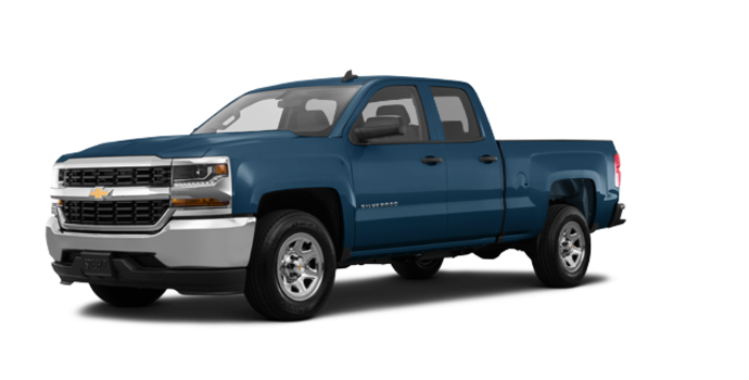 2018 Chevrolet Silverado 1500 LS   Photo 6   Deep Ocean Blue Metallic