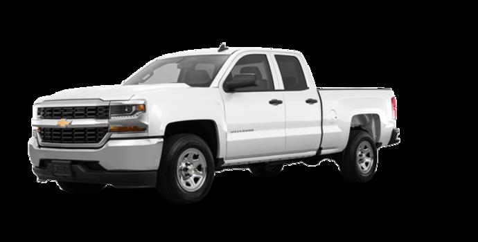 2018 Chevrolet Silverado 1500 LS   Photo 6   Summit White