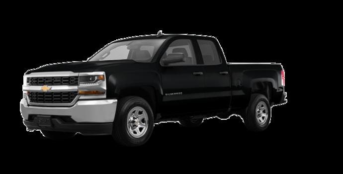 2018 Chevrolet Silverado 1500 LS   Photo 6   Black