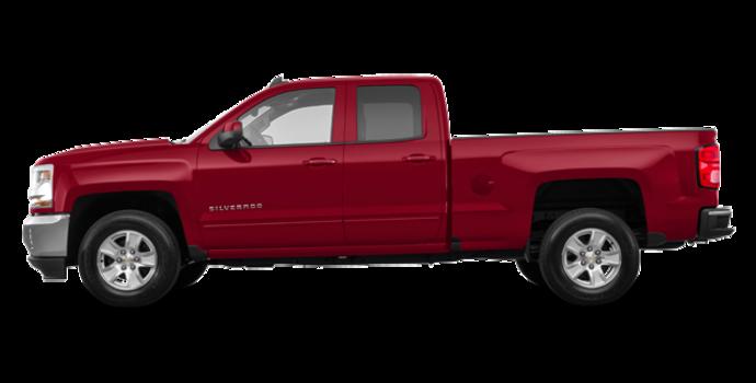 2018 Chevrolet Silverado 1500 LT 1LT   Photo 4   Cajun red tintcoat