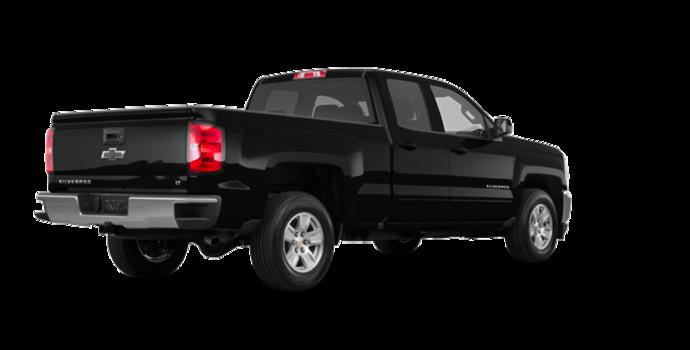 2018 Chevrolet Silverado 1500 LT 1LT   Photo 5   Black