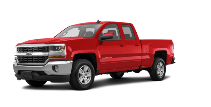 2018 Chevrolet Silverado 1500 LT 1LT   Photo 6   Red Hot