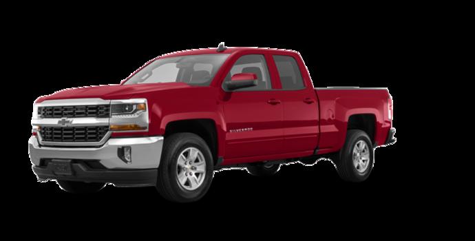 2018 Chevrolet Silverado 1500 LT 1LT   Photo 6   Cajun red tintcoat
