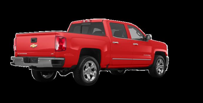 2018 Chevrolet Silverado 1500 LTZ 1LZ   Photo 5   Cajun red tintcoat