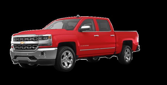 2018 Chevrolet Silverado 1500 LTZ 1LZ   Photo 6   Red Hot