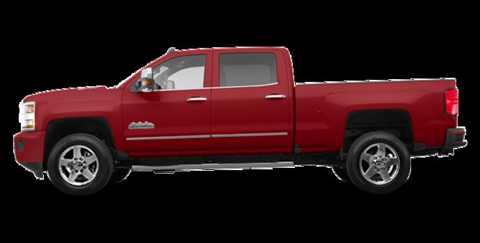 2018 Chevrolet Silverado 2500HD HIGH COUNTRY | Photo 4 | Cajun red tintcoat
