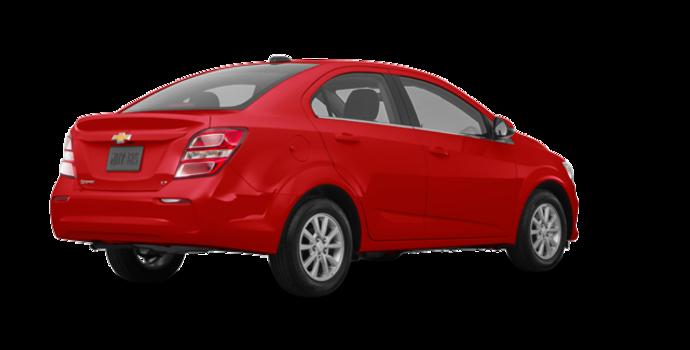 2018 Chevrolet Sonic LT | Photo 5 | Red Hot