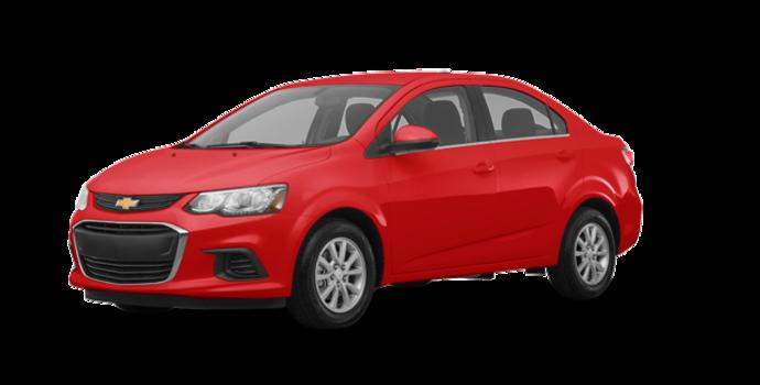 2018 Chevrolet Sonic LT | Photo 6 | Cajun Red