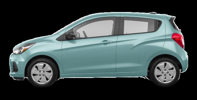 2018 Chevrolet Spark LS | Photo 4 | Mint